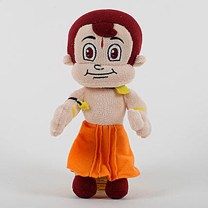 Chhota Bheem Soft Toy: Send Soft Toys