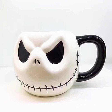 Creepy Mug: Halloween Gifts