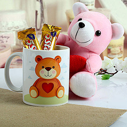 Cute n Sweet Hamper: