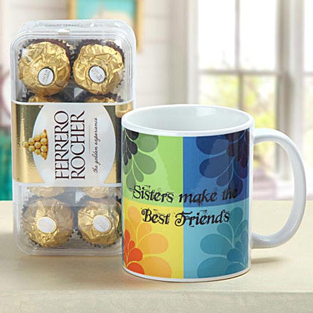 Dipped In Sis Love: Ferrero Rocher Chocolates