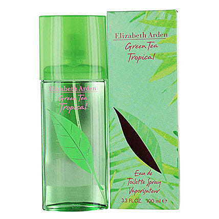 Elizabeth Arden Green Tea Tropical Womens EDT Spray: Send Perfumes for Mothers Day