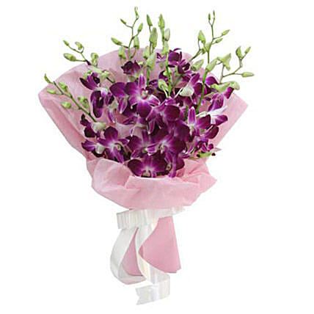 Exotic Beauty: Vase Arrangements