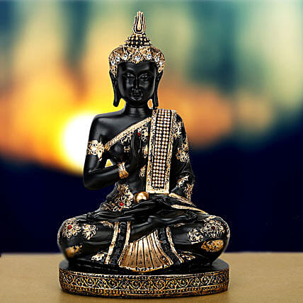 Exquisite Buddha Idol: Send Spiritual Gifts