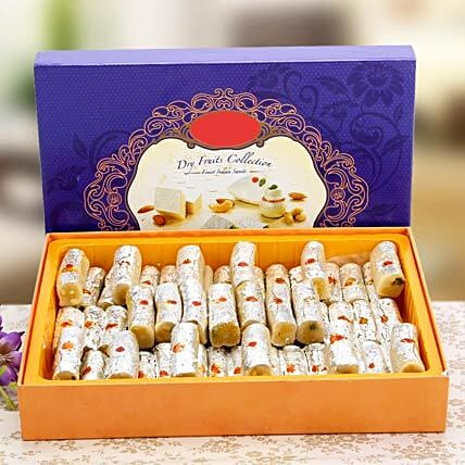 Kaju Roll Celebrations: Teej Gifts