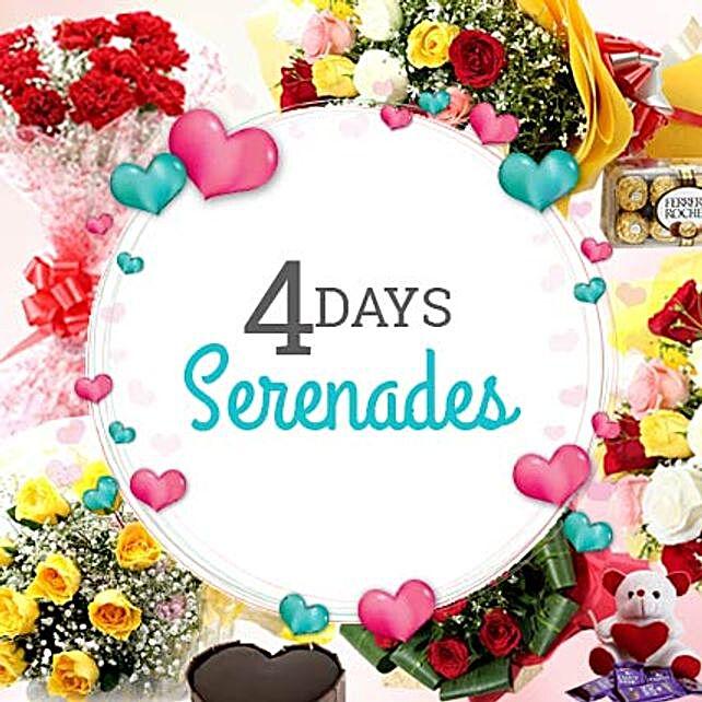 Love actually: Serenades