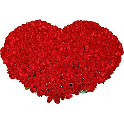 Lovers Special: Heart Shaped Flowers
