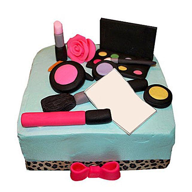 MAC Makeup Cake: