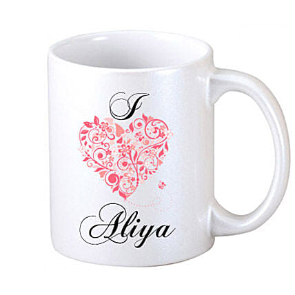 Mug For Your Lover: Personalised Mugs for Him