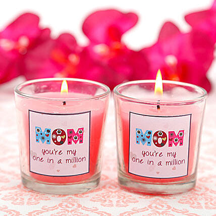 One In a Million Mom: Send Candles
