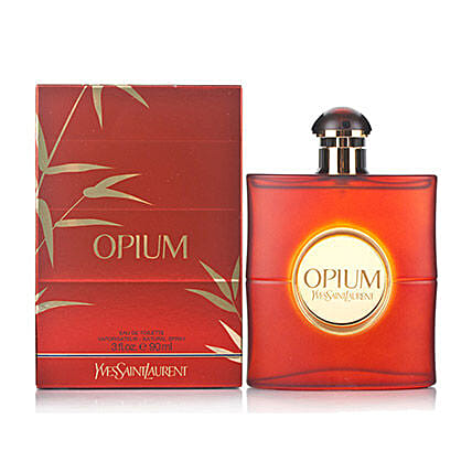 Opium For Women EDT Spray: Perfumes for Mothers Day