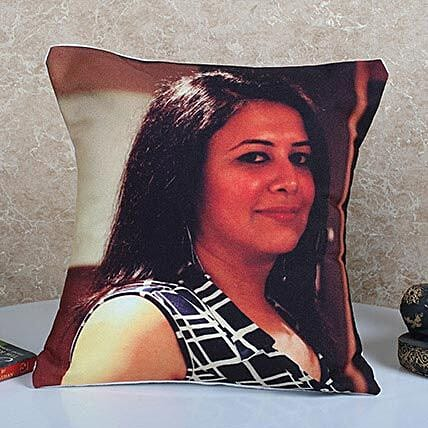 Personalized Vibrant Cushion: Cushions for Mother's Day