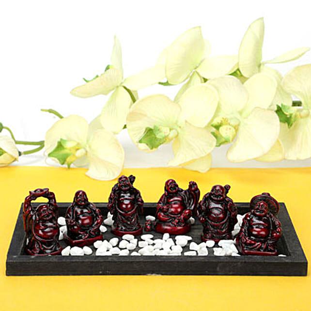 Platter Full Buddhas: Handmade Gifts