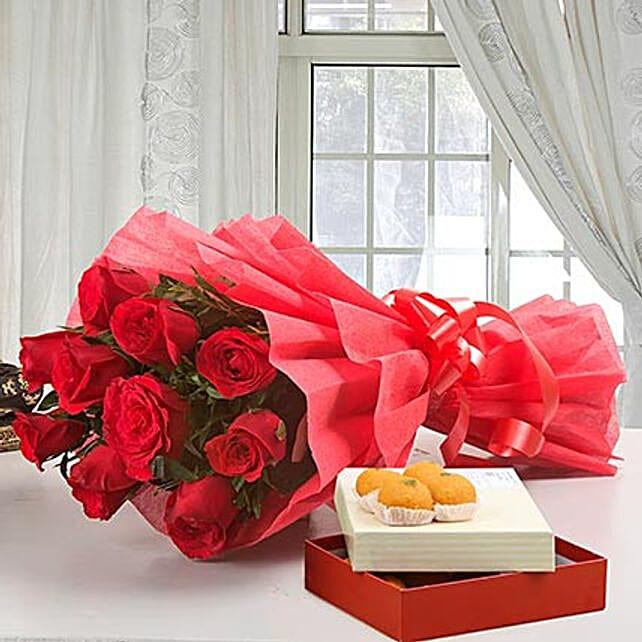 Rekindling Love: Flowers & Sweets for Friendship Day