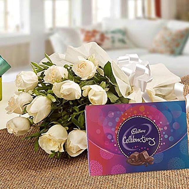Roses and Celebrations: Cadbury Chocolates