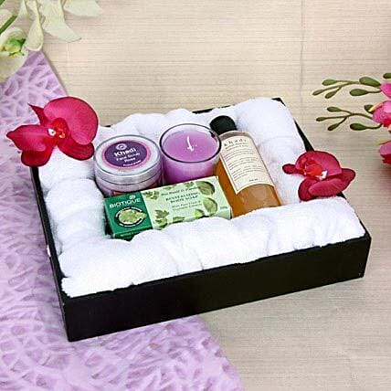 Royal Spa Experience: Send House Warming Gift Hampers