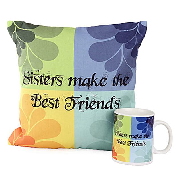 Sisters Best Friends Combo:
