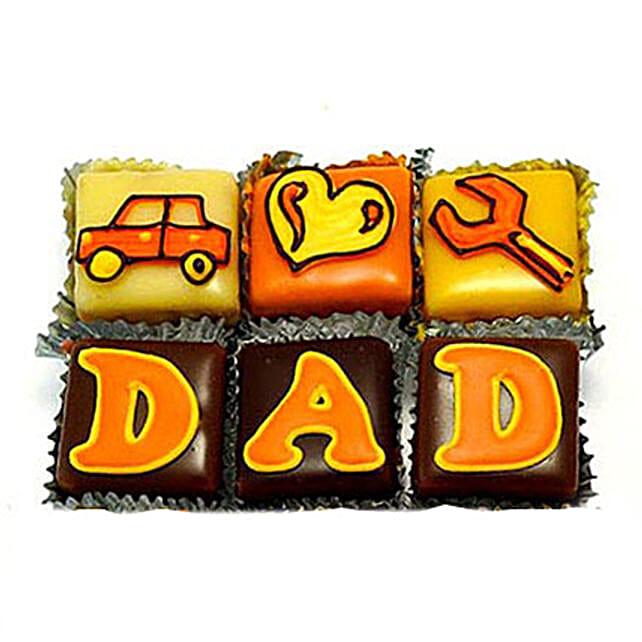 Special DAD Cupcakes: