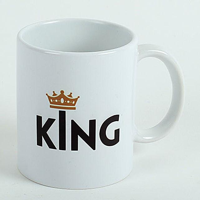The King Mug: Buy Coffee Mugs