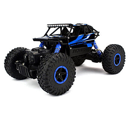 The Mean Machine Blue: Kids Toys & Games