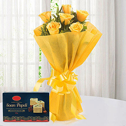 Yellow Roses N Sweets: Pohela Boishakh Gifts