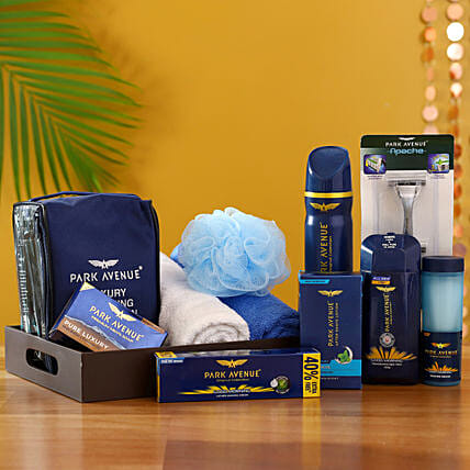 Pamper Him With Love: Wedding Gift Hampers