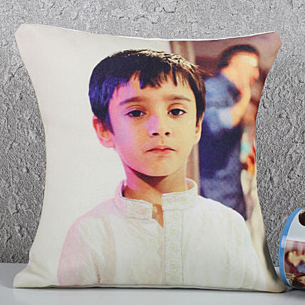 Personalized Cushion For You: Send Gifts to Srikakulam