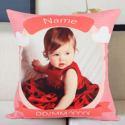 Personalized Little Angel Cushion: Cushions