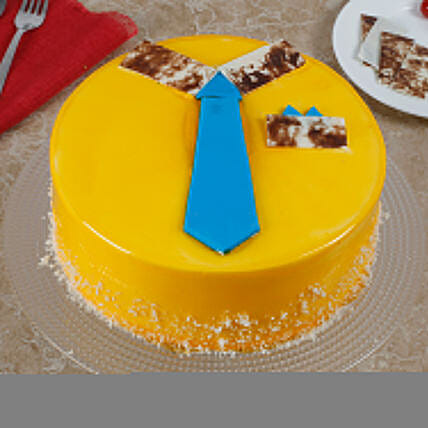Funky And Delicious Mango Cake For Dad: Mango cakes