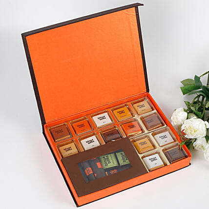 20 Premium Chocolates Gift Box: Handmade Chocolates