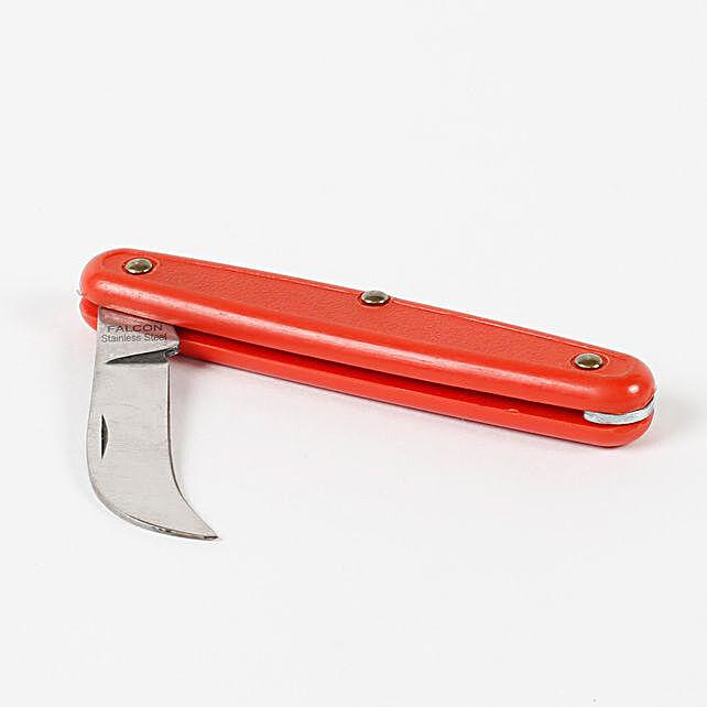 Steel Pruning Knife: Gardening Pruners