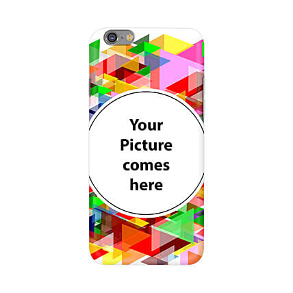 Apple iPhone 6 & 6S Customised Vibrant Mobile Case: Personalised Apple Mobile Covers