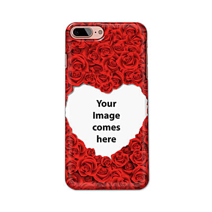 Apple iPhone 8 Plus Customised Hearty Mobile Case: Personalised Apple Mobile Covers