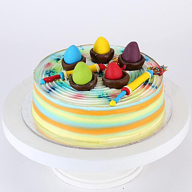 Pichkari & Gulal Cake: Send Holi Gifts