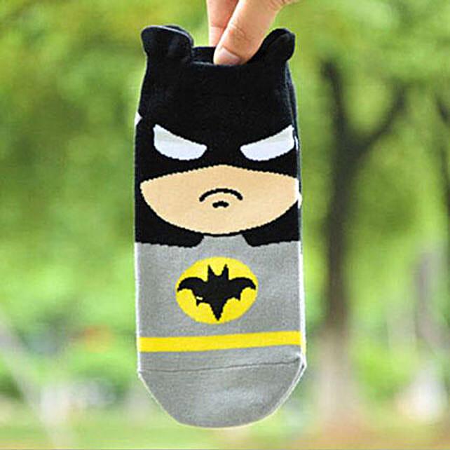 Batman Ankle Socks: Apparel Gifts