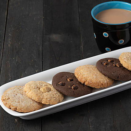 Assorted Cookies Box: Cookies