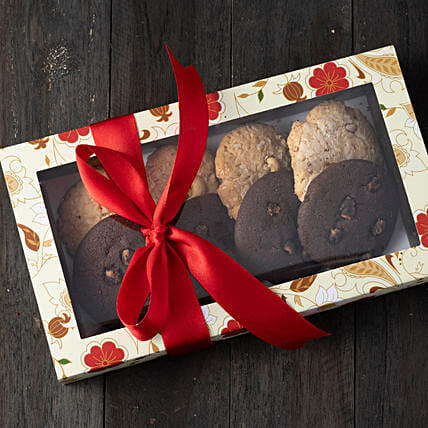 Box Of Assorted Cookies: Cookies