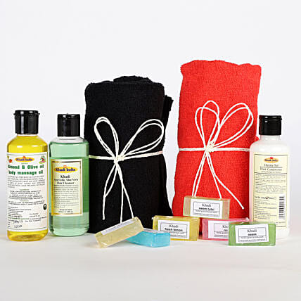 All Because Ladies Love Spa: Womens Day Gift Hampers