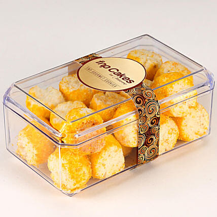 Coconut Cookie Box: Gourmet Gifts India