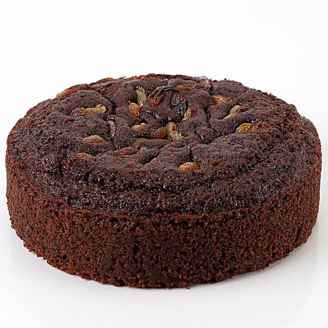 Healthy Sugar-Free Chocolate Dry Cake- 500 gms: Buy Plum Cakes