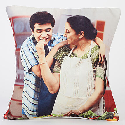 Personalised Picture Cushion For Mom: Buy Cushions