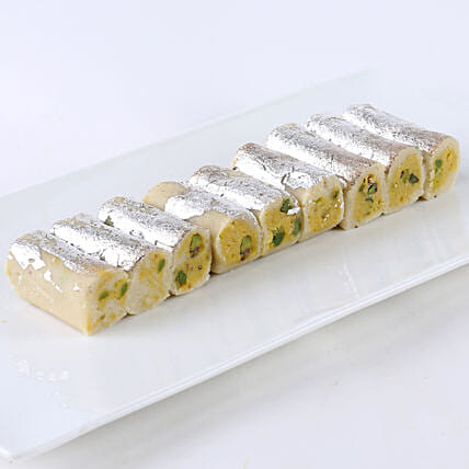 Kaju Roll Delight: Holi Gifts