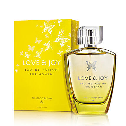 All Good Scents Love & Joy EDP For Women 30 ML: Buy Perfume