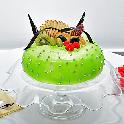 Rich Fruit Cake: Designer Cakes
