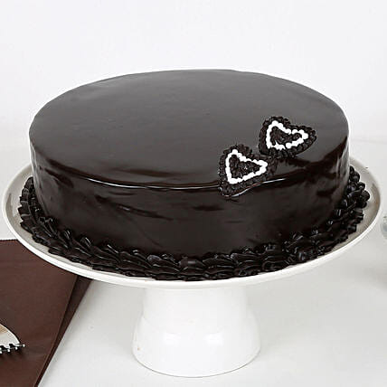 Rich Velvety Chocolate Cake: Gift Delivery in Kamrup