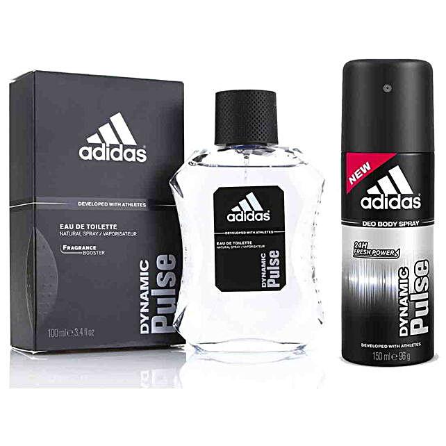 Adidas Dynamic Pulse Perfume & Deo Combo: Buy Perfume