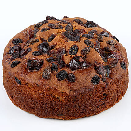 Dates & Raisins Dry Cake- 500 gms: Cakes Delivery India