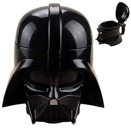 Darth Vader 3D Mug: Halloween Gifts