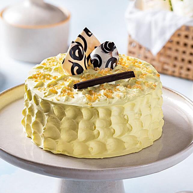 Crunchy Butterscotch Cake: Bhopal gifts