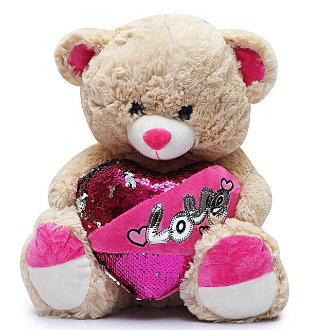 Cuddly Love Teddy Bear: Soft Toys Gifts