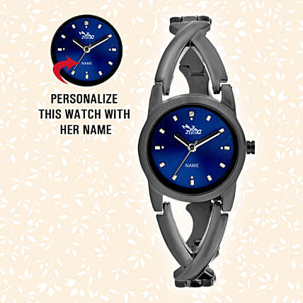 Classy Personalised Watch For Her: Personalised Watches